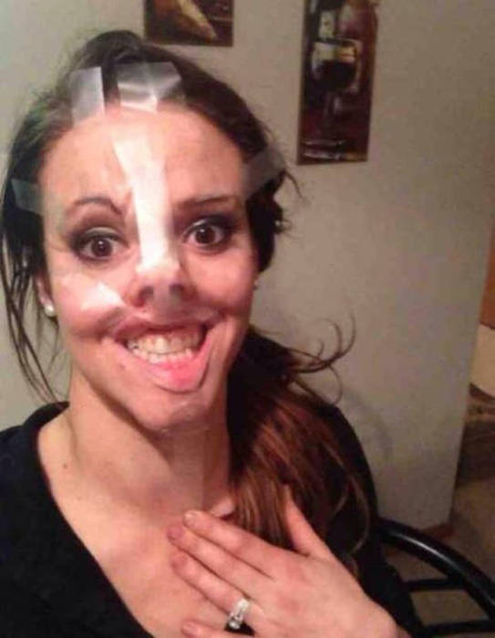 These Pictures Are Just Too Bizarre For Words (43 pics)