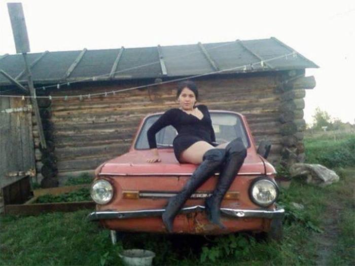 Rusas, Hermosas por donde las Mires...