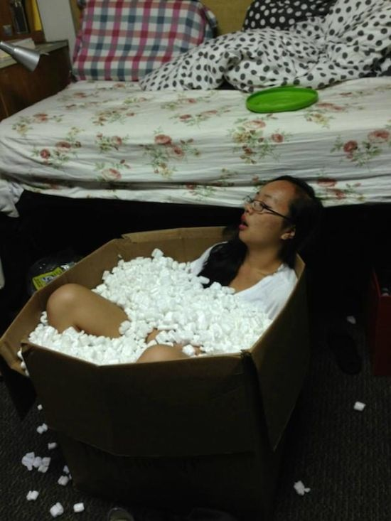 Drunken People Doing Strange Things (26 pics)