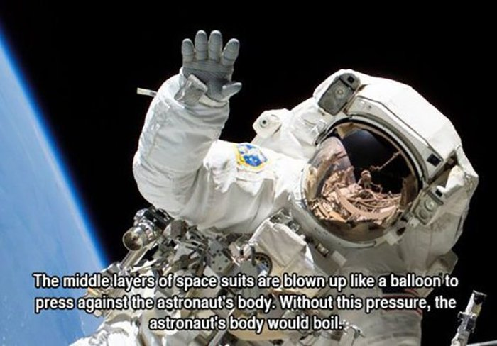 Out Of This World Facts About Space And The Universe Itself (16 pics)