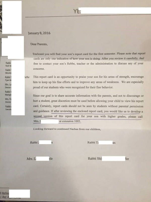 This Letter Will Make You Question What Kids Are Learning In School Nowadays (2 pics)