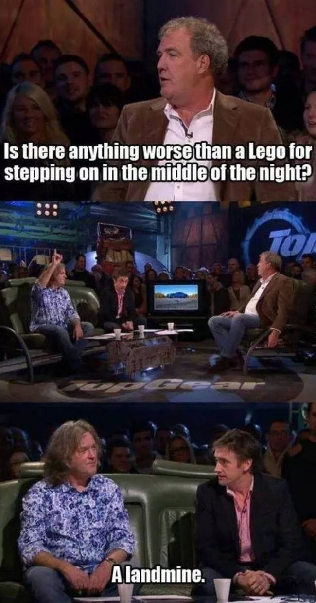 These Awesome Top Gear Photos Are A Nice Trip Down Memory Lane (30 pics)