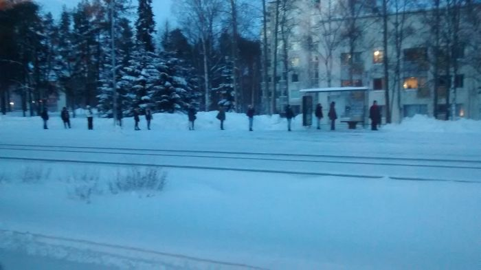 People In Finland Are Very Serious About Their Personal Space (5 pics)