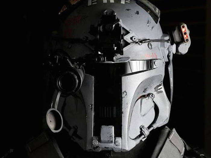 You Can Now Own A Set Of Realistic Mandalorian Body Armor (7 pics)