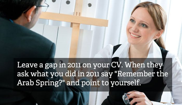 Foolproof Tips That Are Guaranteed To Help You Ace Your Job Interview (20 pics)
