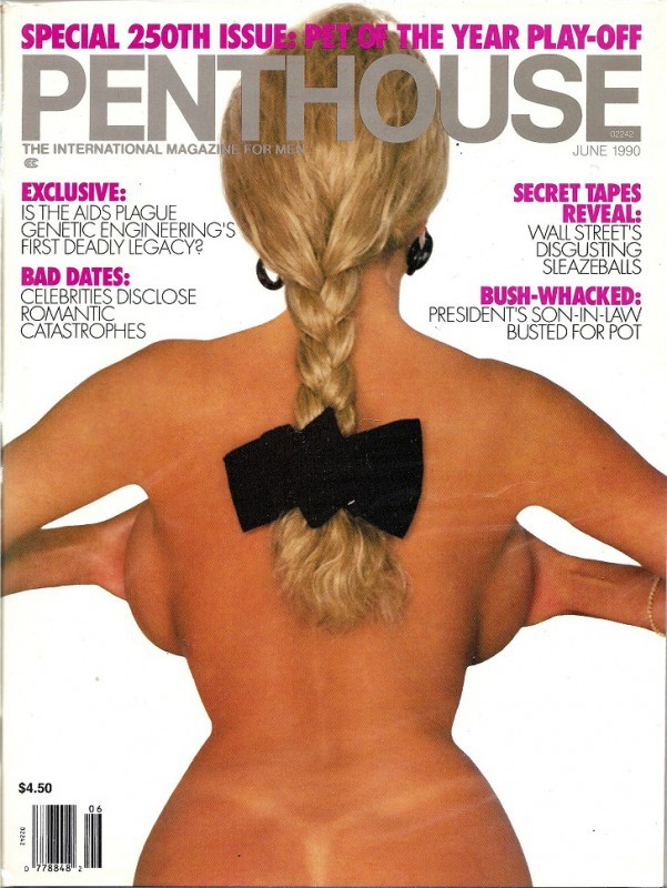 A Look Back At Some Of The Sexiest Penthouse Covers In History (15 pics)