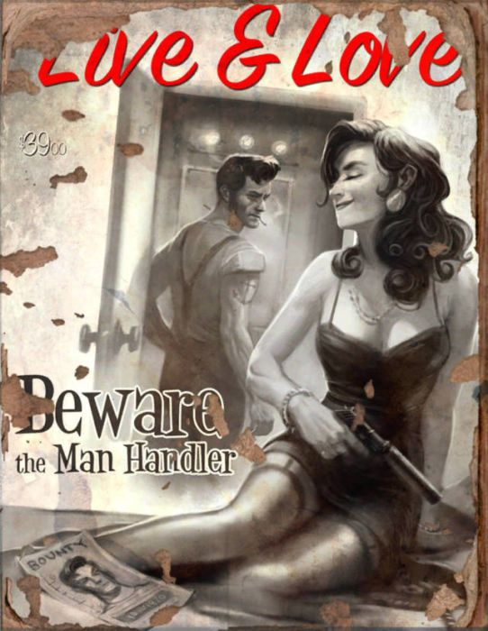 You Can Find Some Pretty Awesome Magazine Covers In Fallout 4 (42 pics)