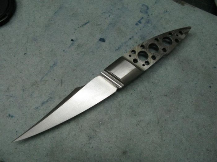 How To Create A Custom Knife All On Your Own (45 pics)