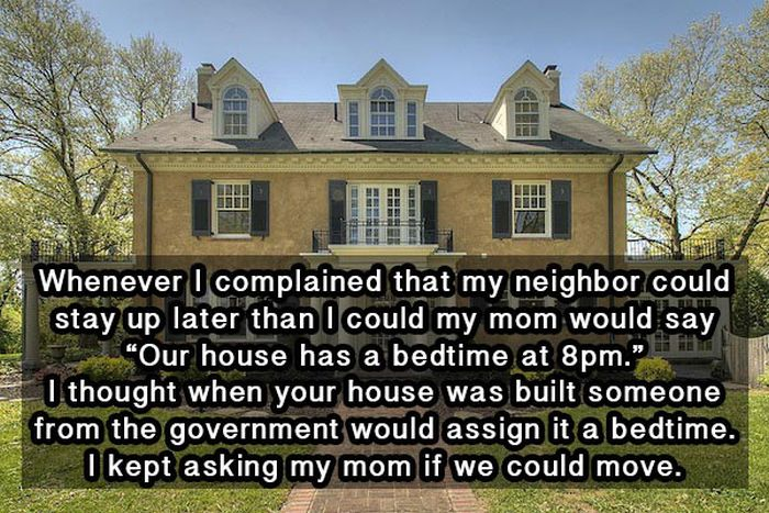 Adults Reveal The Dumb Things They Used To Believe When They Were Kids (16 pics)