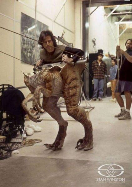 Meet The People Who Played The Most Iconic Monsters In Movie History (17 pics)