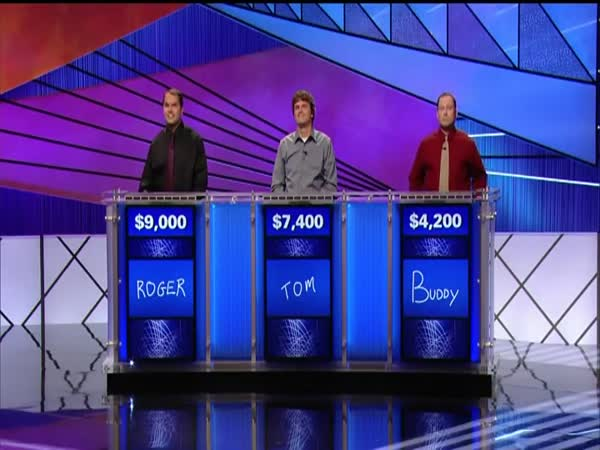 Guy On Jeopardy Has The Largest Set Of Balls Ever