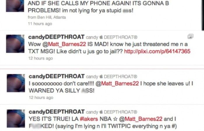 The Truth About NBA Players And Groupies (9 pics)