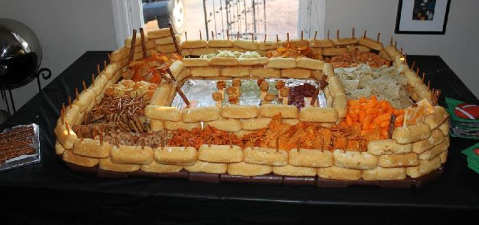 The Most Delicious Looking Food Stadiums Ever Created (10 pics)