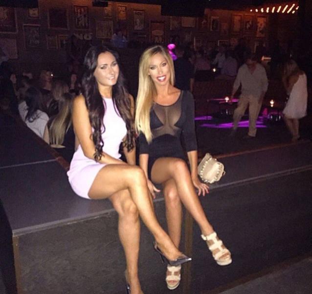 These Sexy Long Legs Belong To Even Sexier Women (61 pics)