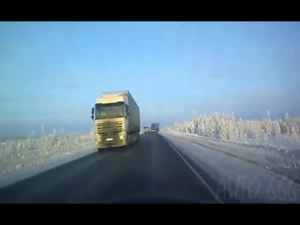 Drifts On The Road