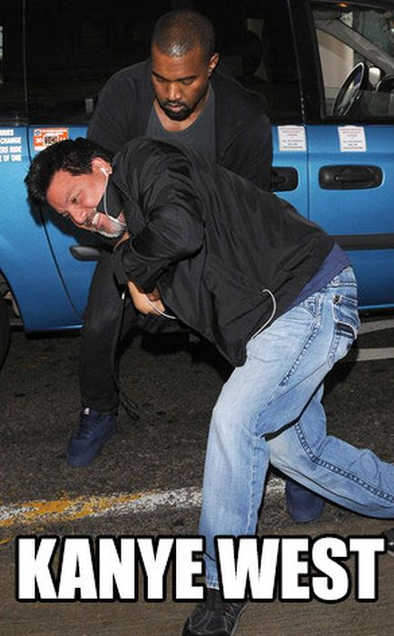 Celebrities Who Showed No Fear While Fighting The Paparazzi (15 pics)