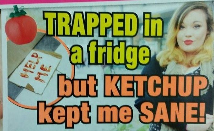 25 Bizarre But True Tabloid Magazine Headlines (25 pics)