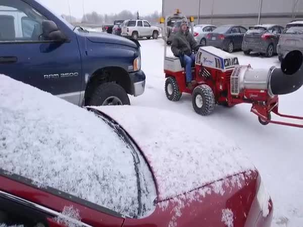 Blow Snow Like A Boss