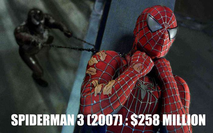 10 Movies That Had Unbelievably Large Budgets (10 pics)