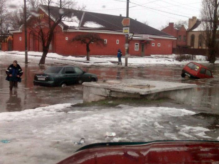 Everyday Life In Russia Is A Little Too Extreme For Most People (40 pics)