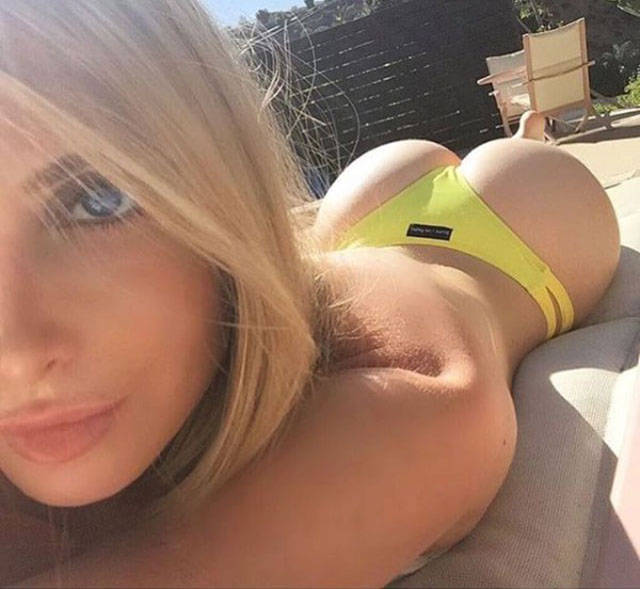 Babes Posing With Their Butts Over Their Backs Is The Hottest Thing Ever (48 pics)