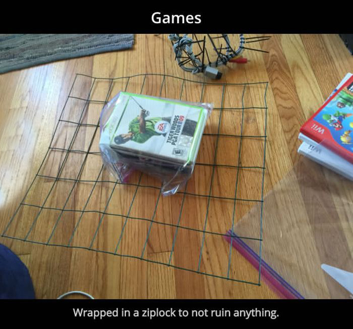 Scorned Girlfriend Gets A Wii Bit Of Revenge On Her Cheating Ex (18 pics)