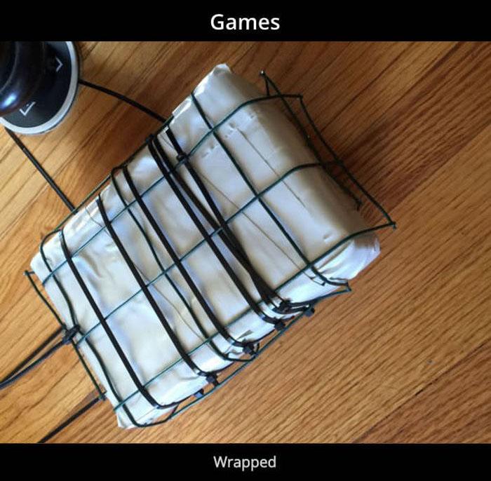 Scorned Girlfriend Gets A Wii Bit Of Revenge On Her Cheating Ex (18 pics)
