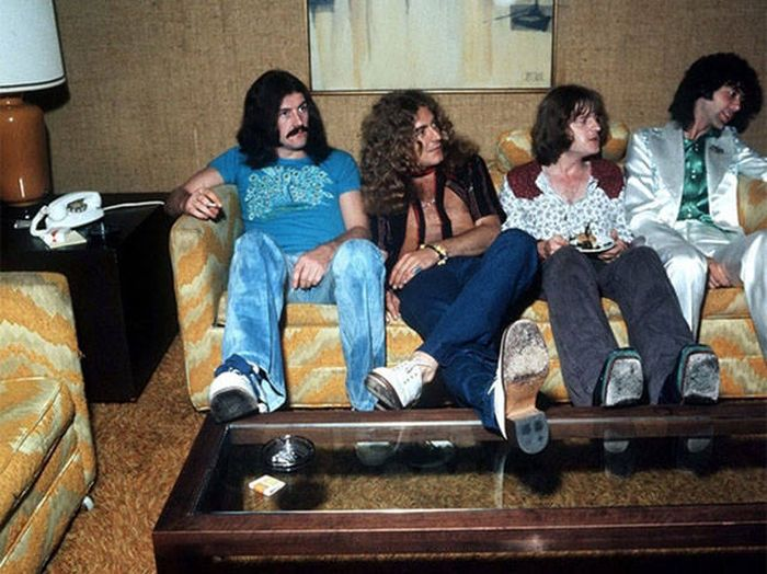 Interesting Things You Need To Know About Rock Legends Led Zeppelin (16 pics)