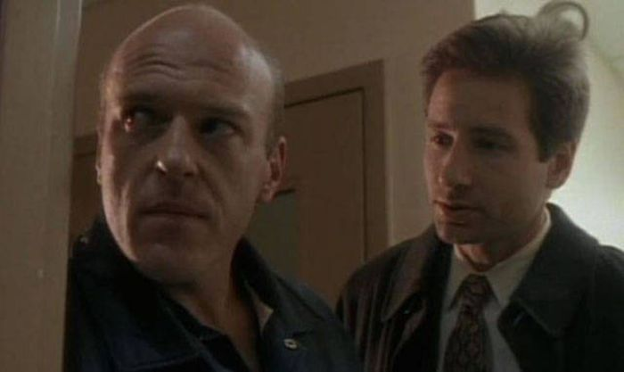Famous X-Files Guest Stars You Probably Don't Remember Appeared On The Show (34 pics)
