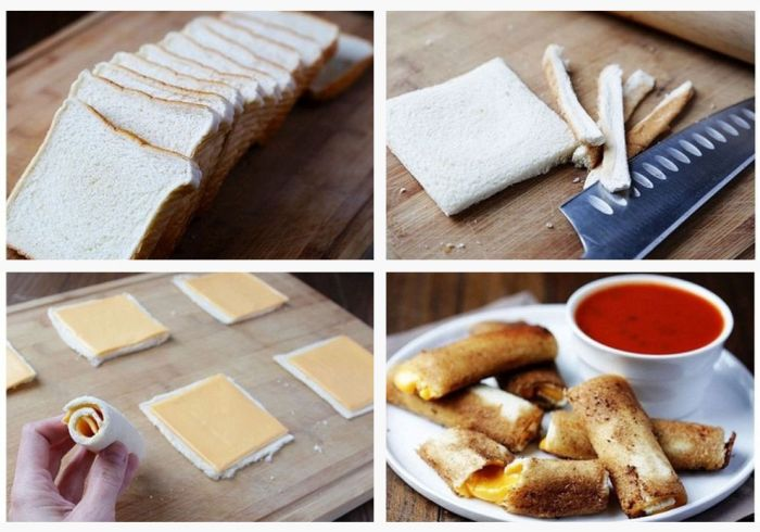 Creative And Delicious Recipes That You've Probably Never Thought Of Before (7 pics)