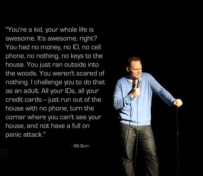 Hilarious Stand Up Comedy Quotes From The Mind Of Bill Burr (10 pics)