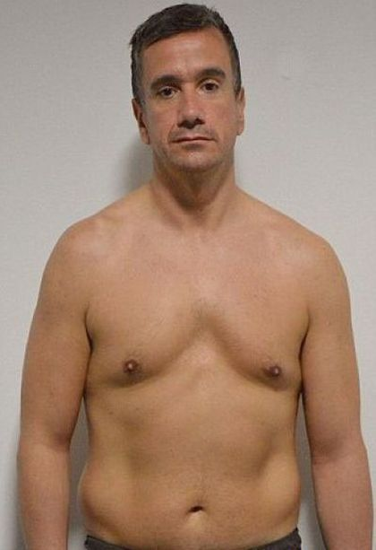 It Only Took 10 Weeks For This Man To Transform His Body (7 pics)