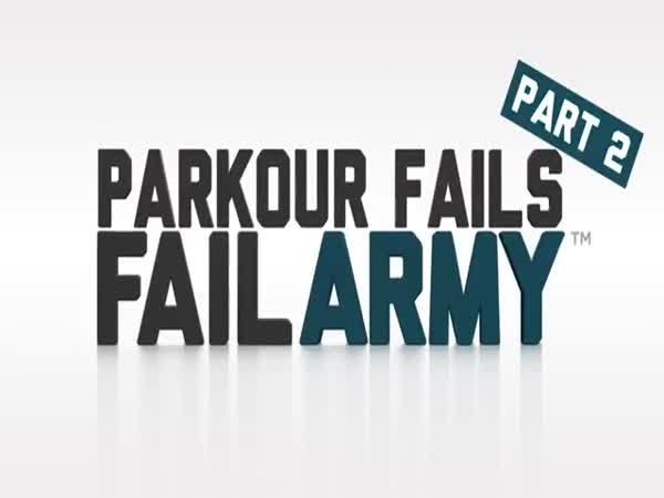 Ultimate Parkour Fails Compilation Part 2