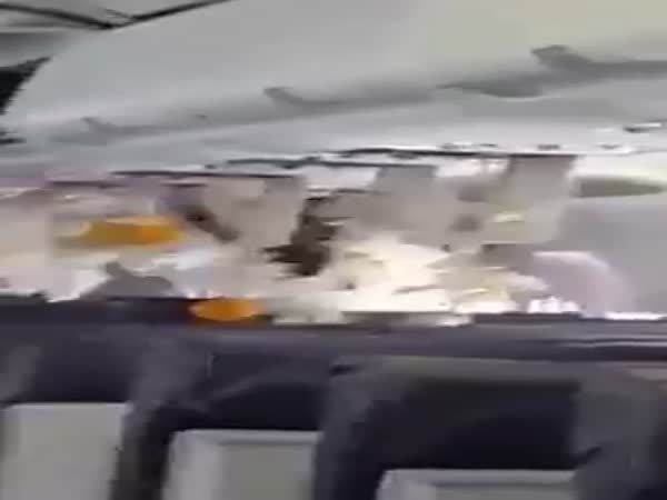 Flight After The Explosion