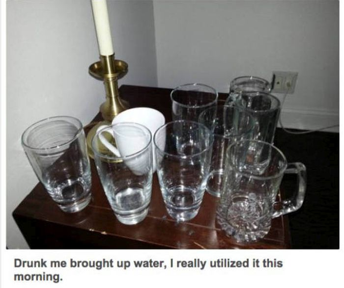 Drunk People Know How To Solve Just About Any Dilemma (20 pics)