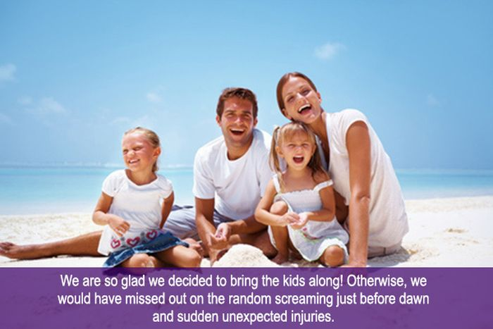 Sarcastic Moms Added Hilarious Captions To These Stock Photos (25 pics)