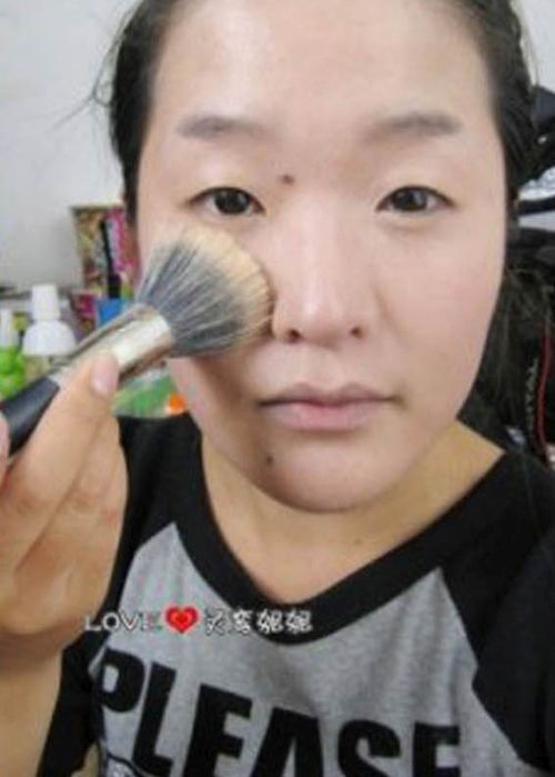 Makeup Can Do Some Absolutely Incredible Things (4 pics)