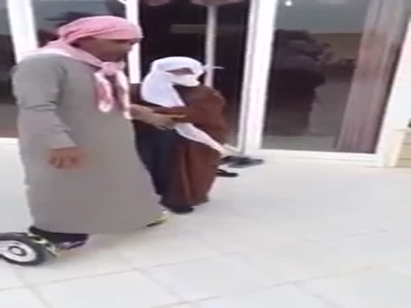 Arab Hoverboard
