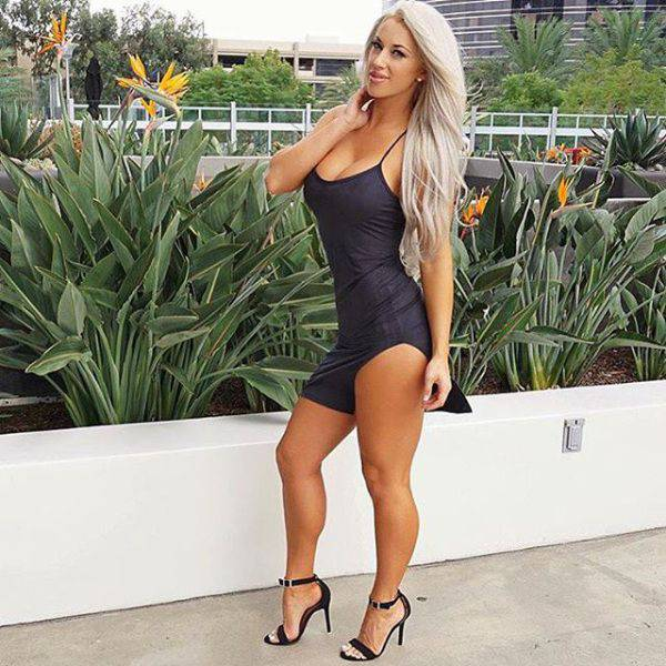 You Will Be Stunned By These Sexy Women In Skin Tight Dresses (59 pics)