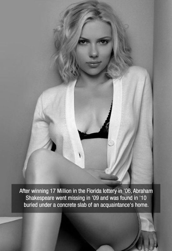 Beautiful Babes And Fascinating Facts Make For A Sexy Combination (20 pics)