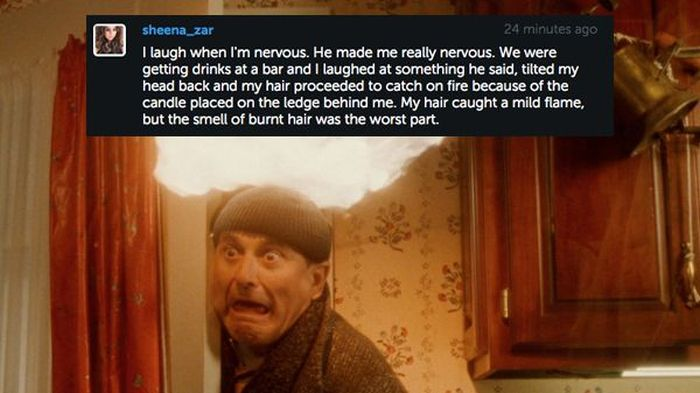 Embarrassing First Date Stories That Will Make You Cringe (17 pics)