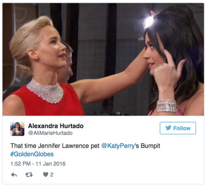 Tweets About The Golden Globe That Were Simply Golden (13 pics)
