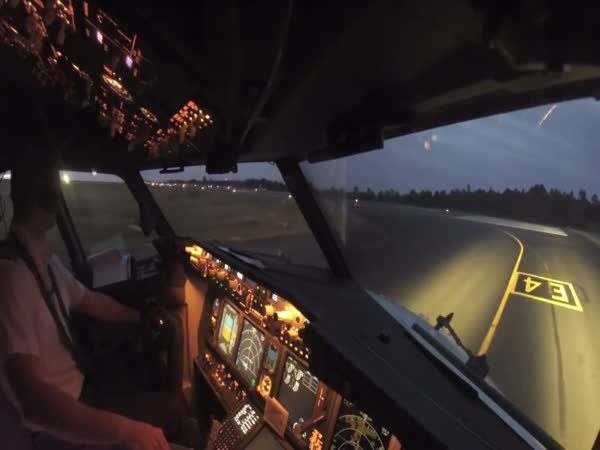 Boeing Takeoff