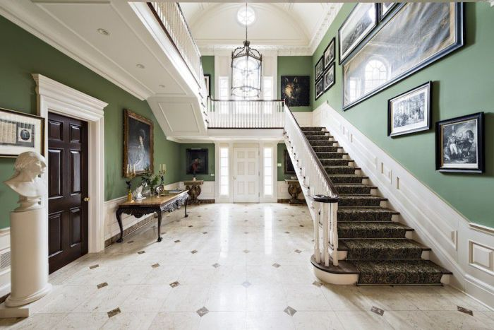 A White Collar Criminal Is Selling His Gigantic Canadian Mansion (15 pics)
