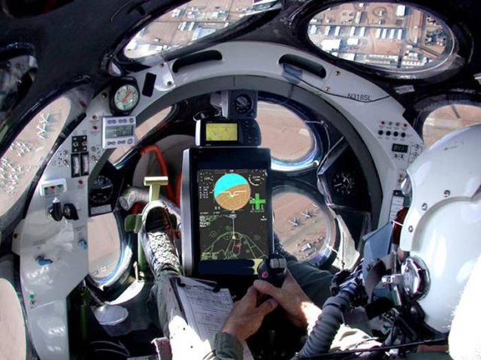 The View From Inside Several Different Cockpits (42 pics)