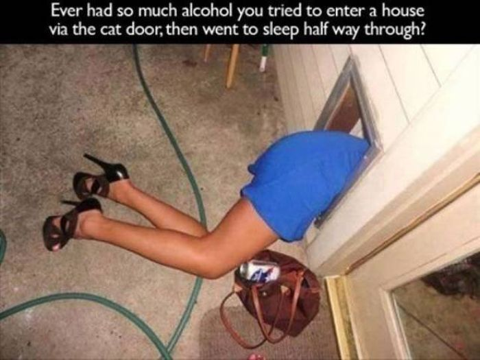 People Who Kept Drinking Long After They Should Have Stopped (50 pics)