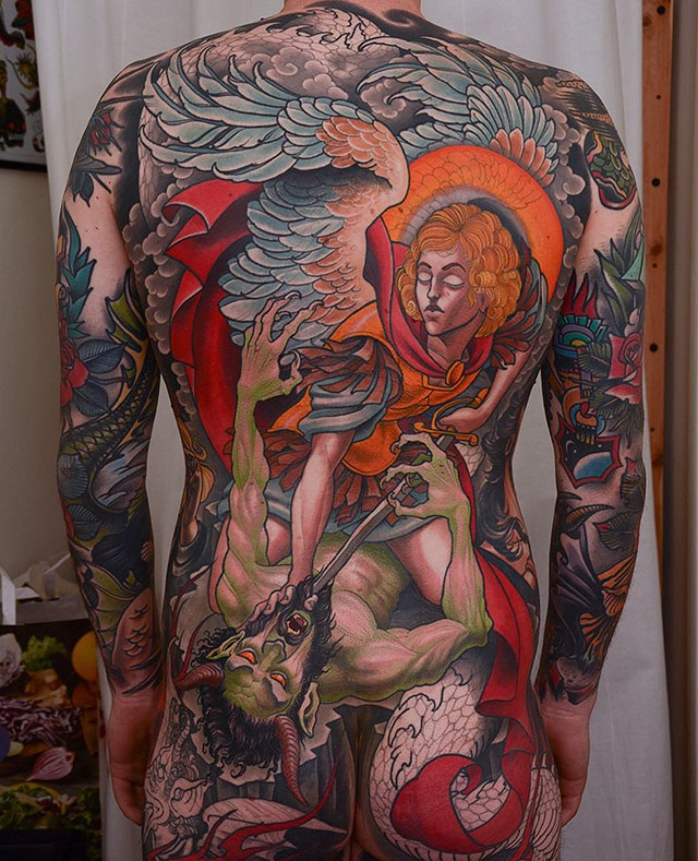 Tattoo Lovers Are Definitely Going To Appreciate This Post (23 pics)