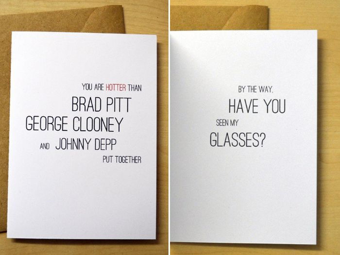Funny Valentine's Day Cards That Are Actually Worth Giving To Your Lover (15 pics)