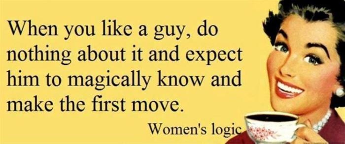 Women's Logic Has Been Confusing Men Since The Beginning Of Time (16 pics)