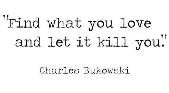 A Tribute To The Awesome Words And Work Of Charles Bukowski (18 pics)